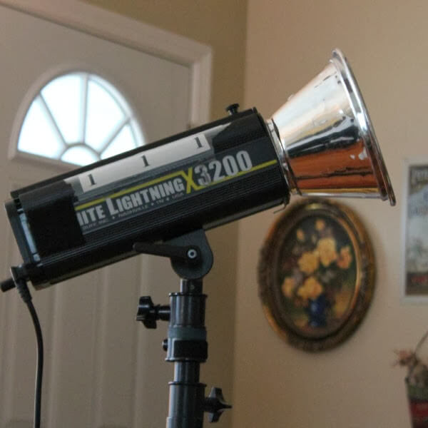 One of the large cameras used at my house for Country Sampler magazine. This is what happens at a magazine photo shoot.