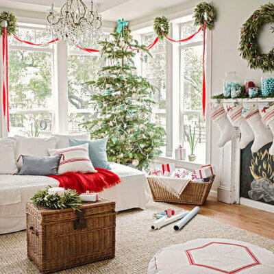 Christmas Inspiration From BH&G