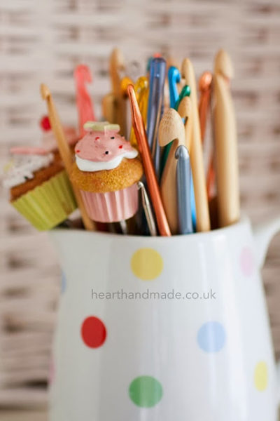 Claire Donovan's Craft Room At Heart Handmade