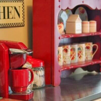 Different Versions Of Coffee Bars