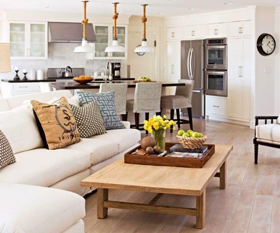 Bhg Small Space Living Arrangements