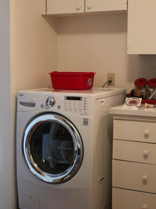 What The New Washer/Dryer Experience Was Like