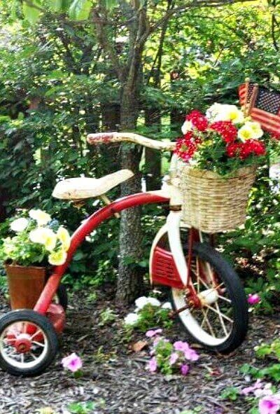 Whimsical Creations: FleaMarketGardening.org