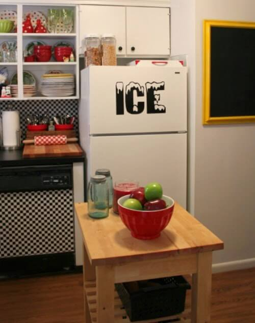 Apartment Kitchen Reveal Cozy Little House