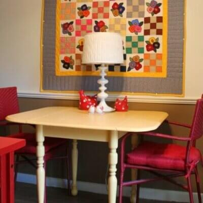 The $10 Kitchen Table