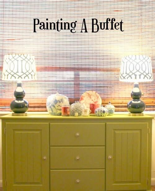 The Painted Buffet