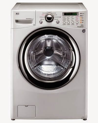 Washer dryer all in one