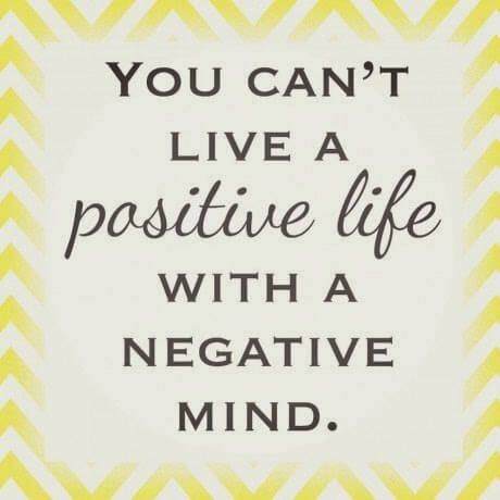 The Positive Mindset & How To Achieve It