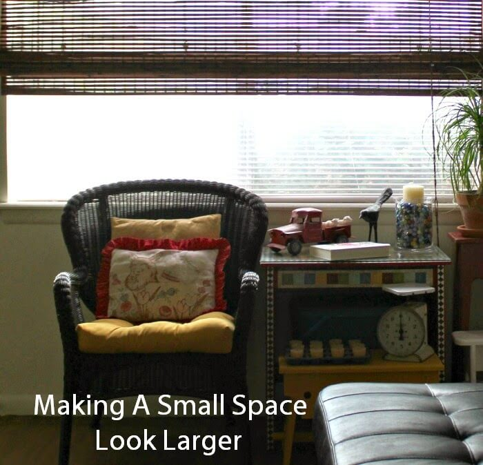 Make Small Spaces Look Larger