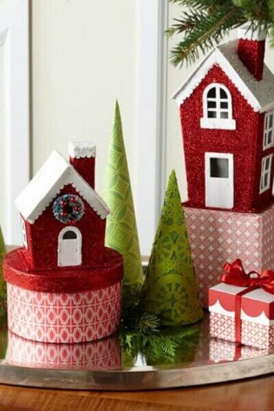 Ten Christmas Crafts