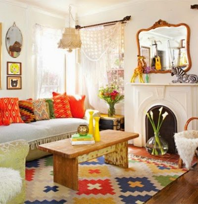 Me? Liking The Bohemian Decor Lifestyle?
