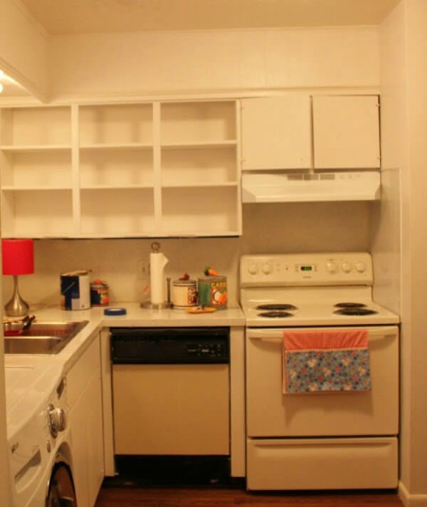 Before & After Kitchen Photos