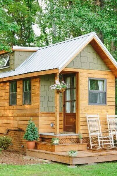 Dreaming Of A Tiny Home?