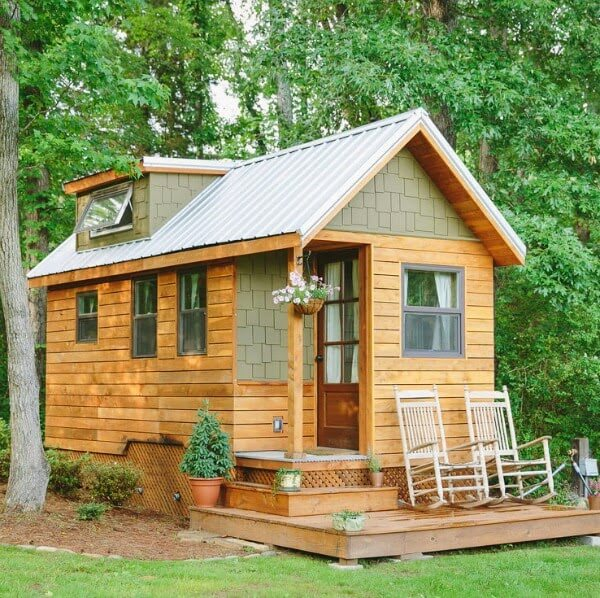 Dreaming Of A Tiny Home? - Cozy Little House