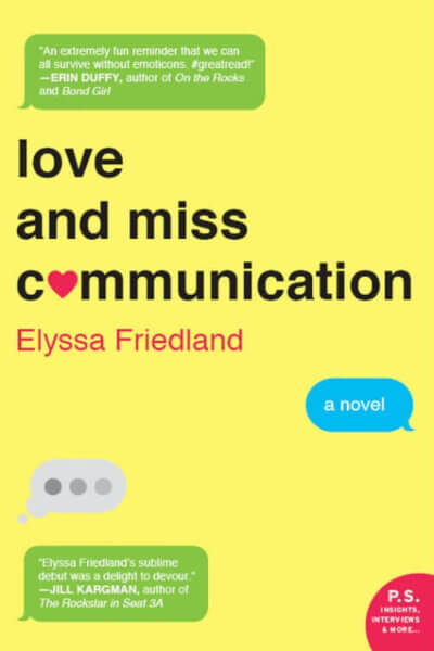 Book Review: Love And Miss Communication
