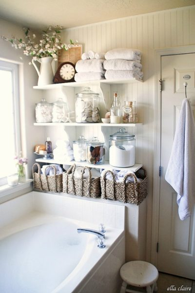 10 Classy Eclectic Bathrooms