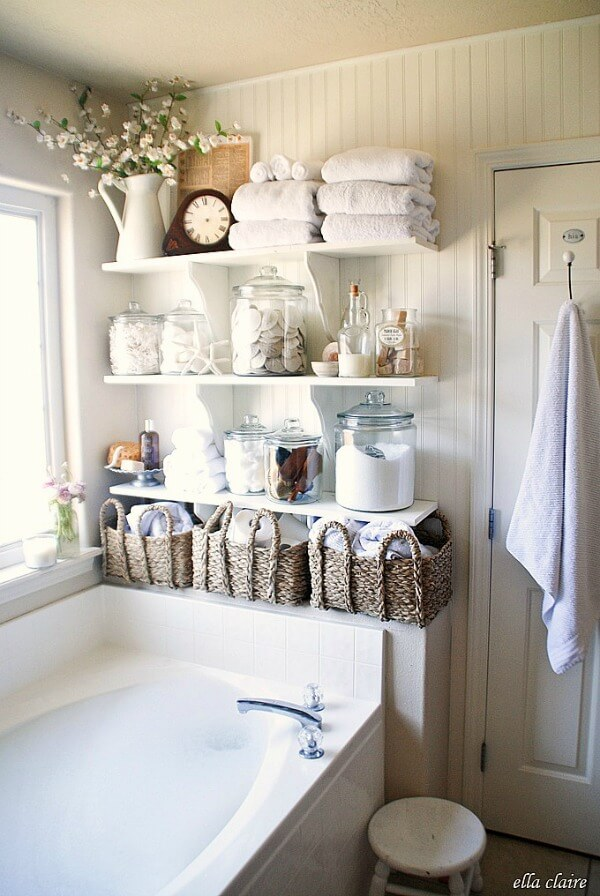10 Cly Eclectic Bathrooms