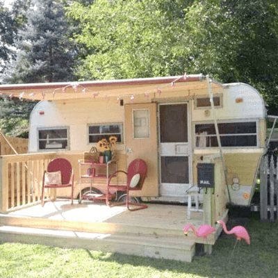 Living Simply: Part 1 – Vintage Trailers
