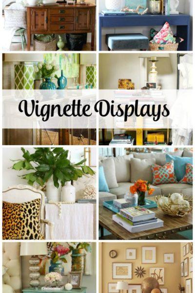 Creating Vignette Displays