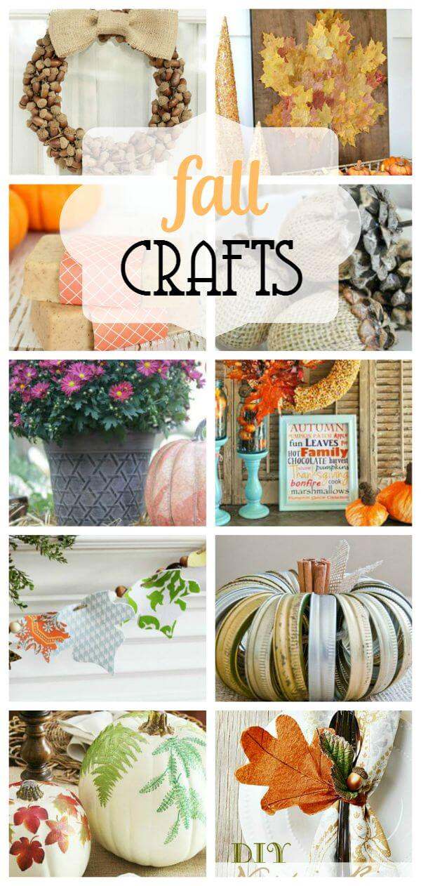 10 Cool Crafts For Fall
