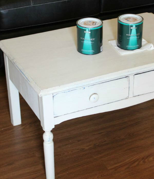 The Coffee Table (Beast) Project Is Now Finished