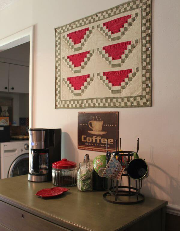 Setting Up A Coffee Bar