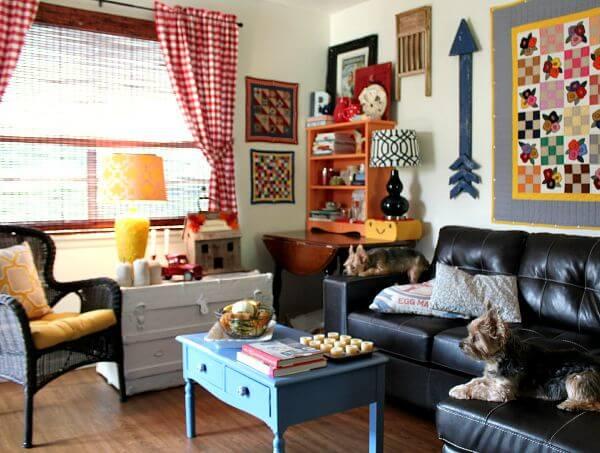Blogger's Fall Home Tour 2015