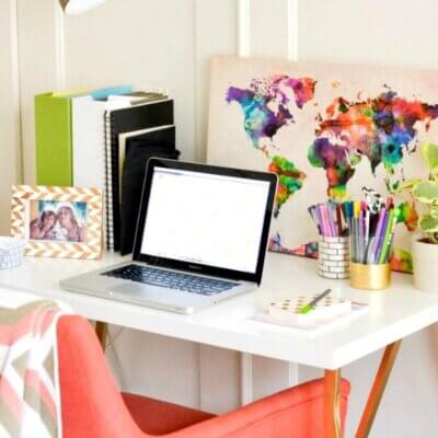 No Room For A Home Office? But Wait…