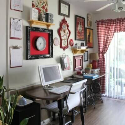 Carving Out Space For A Home Office