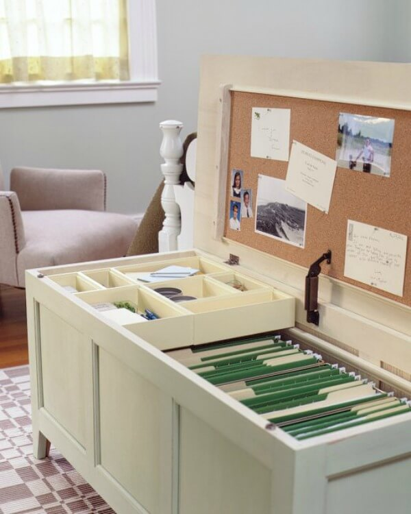 office organization tips. Go Vertical. It Will Save You A Lot Of Space Elsewhere. Office Organization Tips