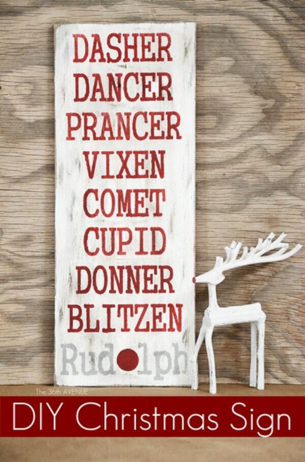 10 Christmas Crafts To Make