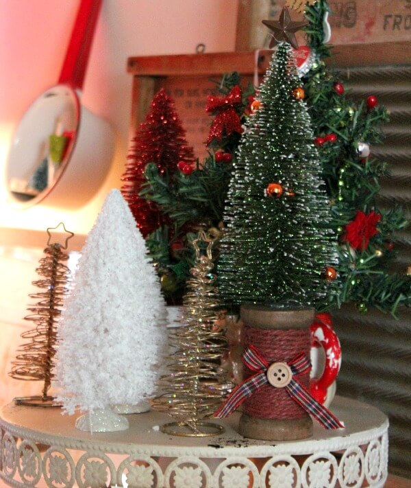 The Vintage Children Themed Tree