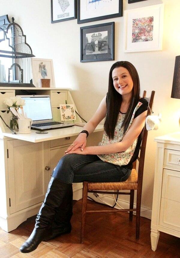 Blogger's Upper East Side Studio Apartment