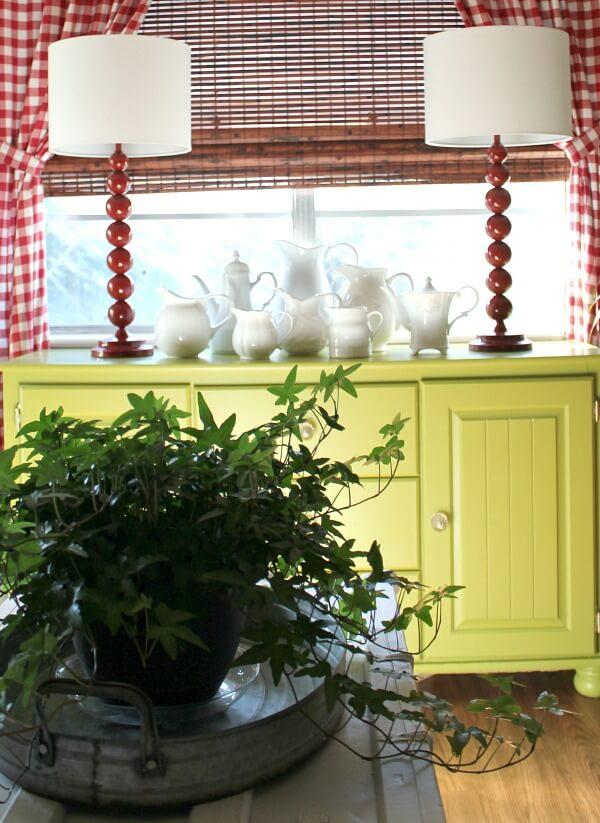 New Desk & Lamps Via Wayfair