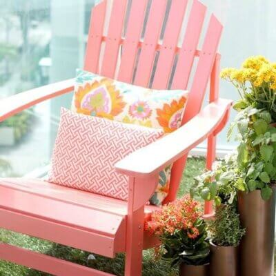 5 Inspirational Small Apartment Patios