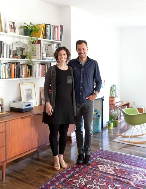Nuria & Ricardo's Toronto Apartment