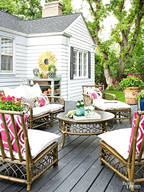 Apartment Balcony Decorating Diy Small Spaces
