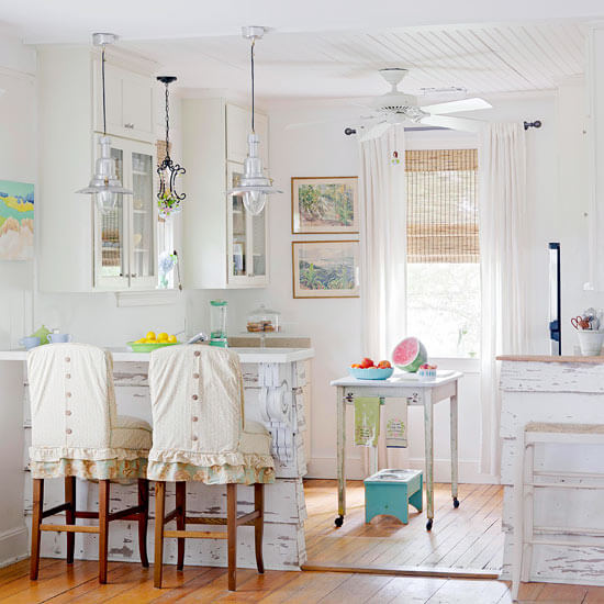 10 Ways To Bring Cottage Style To Your Kitchen