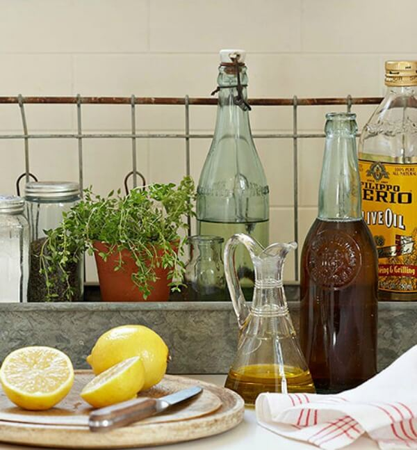 Ten Affordable Storage Ideas For Small Kitchens