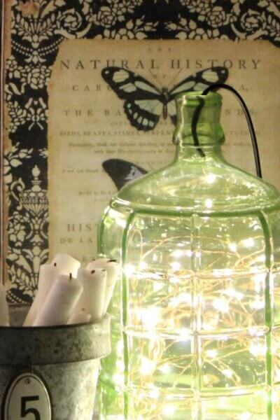 Tiny Lights In A Jar