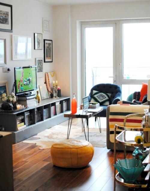 London Small Apartment Tour