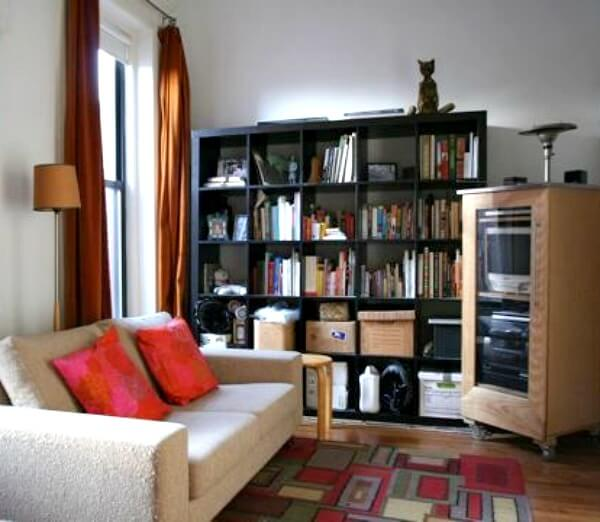 Where To Put The Tv In Small Living Spaces Or Apartments Cozy Little House