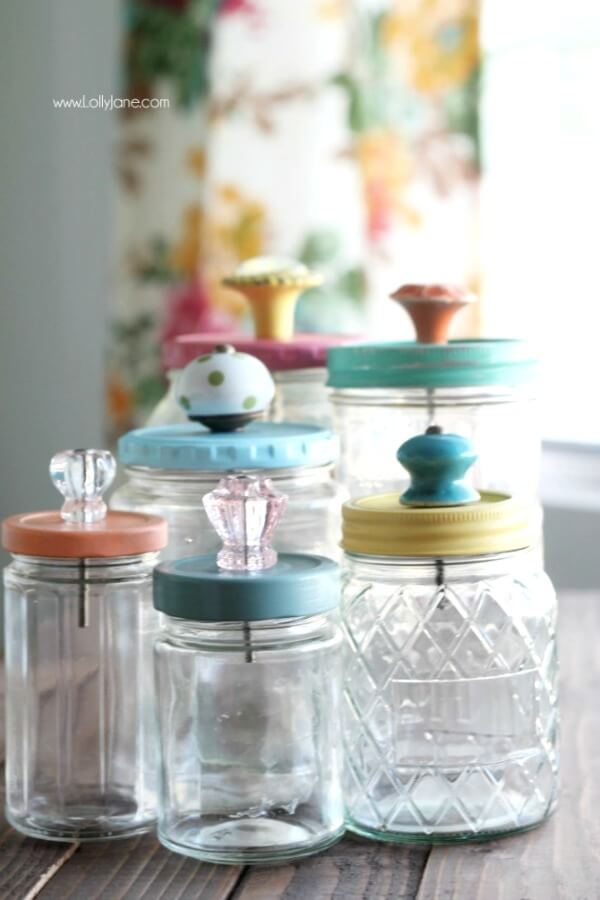 Seven Things To Do With Jars