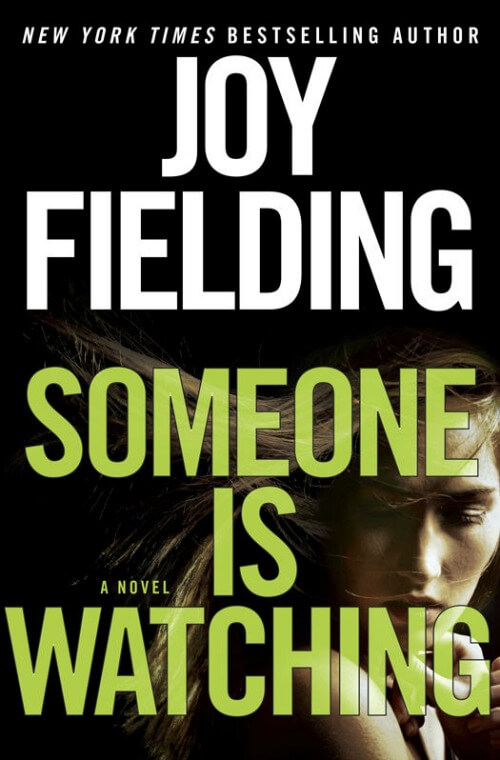 Book Review: Someone Is Watching