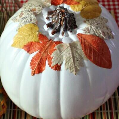 The Creative DIY Team's September Pumpkin Project