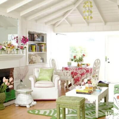 Six Of The Best Stylish Small Space Living Rooms