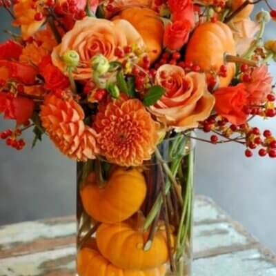 5 Thanksgiving Centerpieces