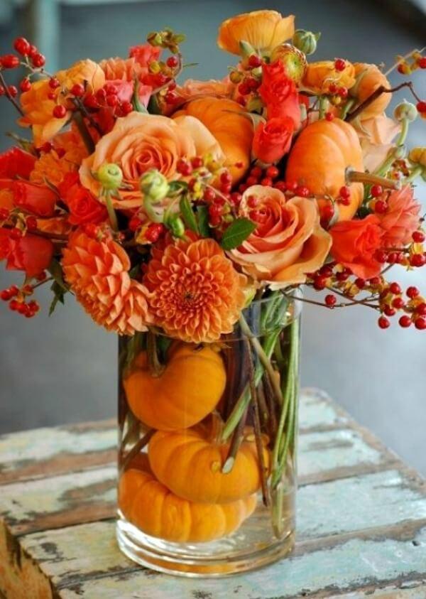 5 Thanksgiving Centerpieces
