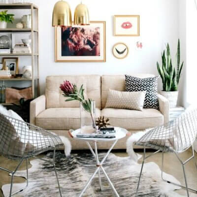 Why These Small Living Spaces Work