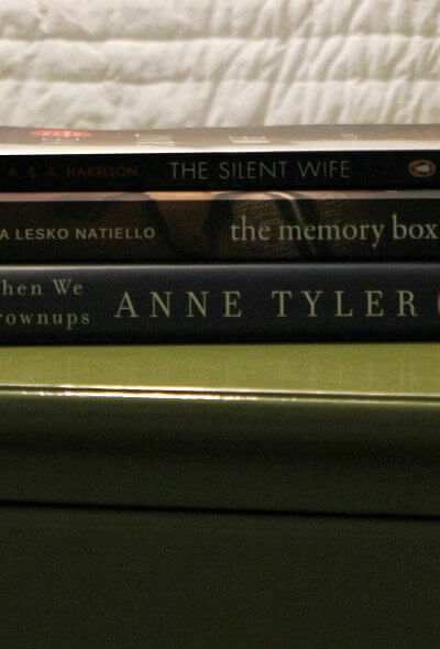 Meatloaf In The Breville Oven & Good Books